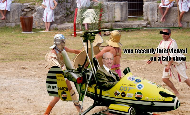 Imperator Murdoch's amazing airplane stunts on 'Little Nellie'